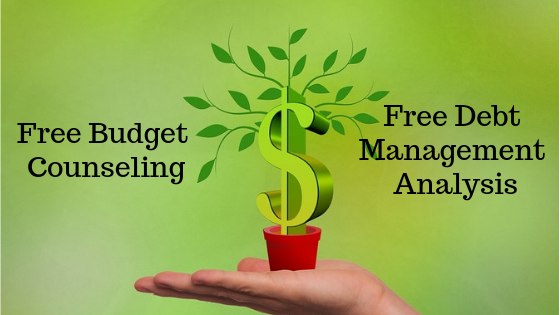 free budget counseling, free debt management analysis