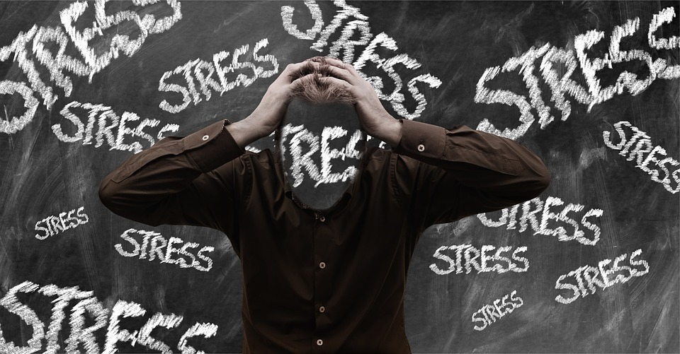 physical hazards and stress of debt
